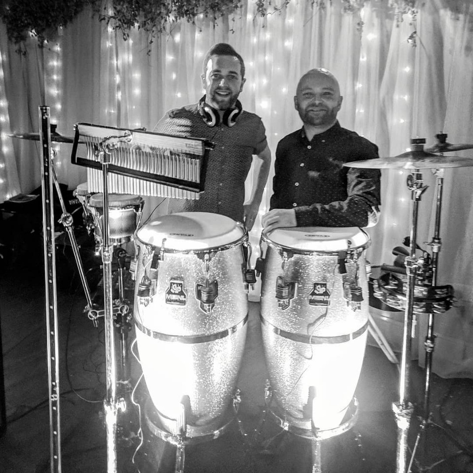 Beats and Bongos - DJ & Percussion Duo Gallery