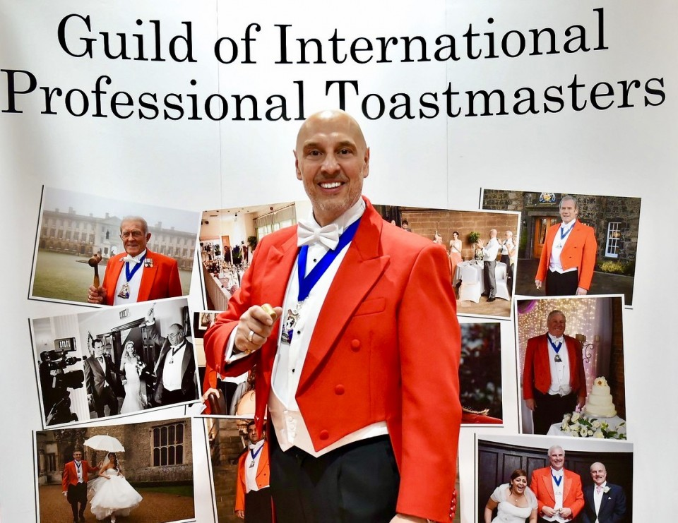 Toastmaster Jason Gallery