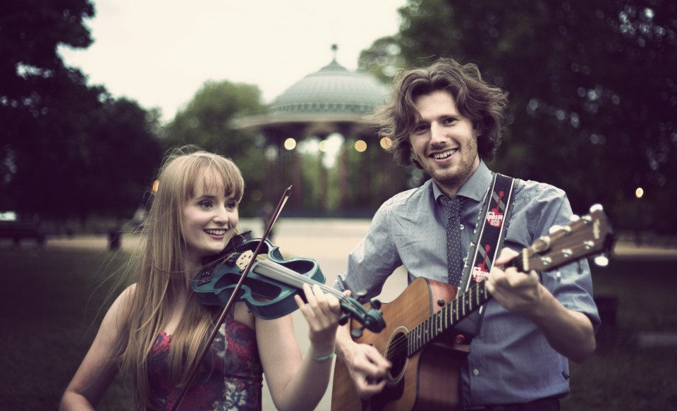Charley and Andy Acoustic Duo Gallery
