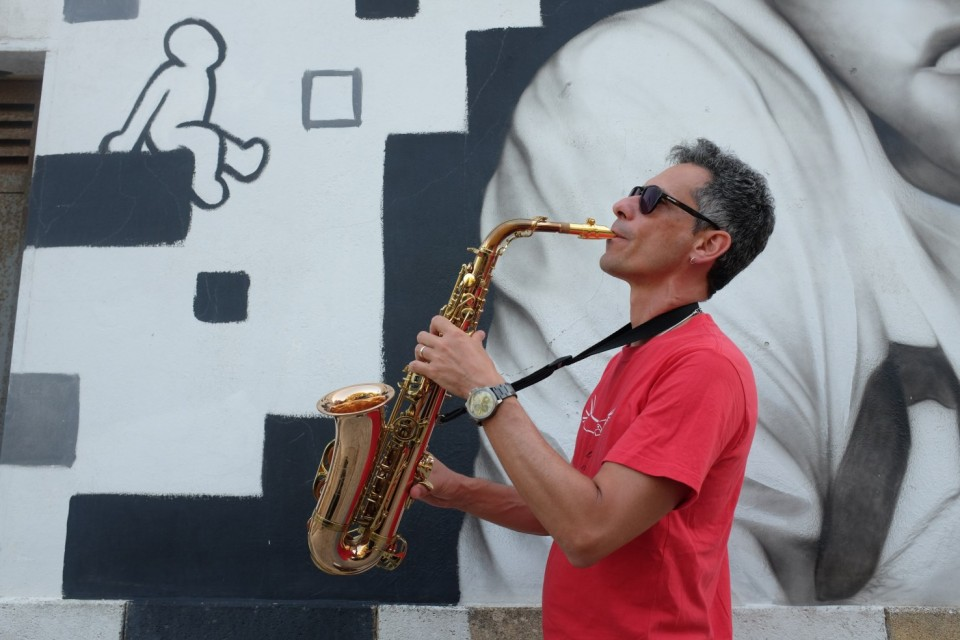 Carlo The Saxophonist Gallery