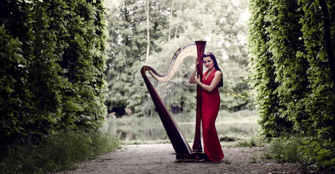 The Lothian Harpist