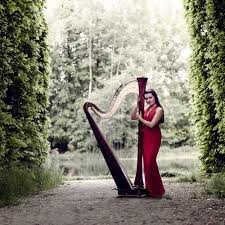 The Lothian Harpist Gallery