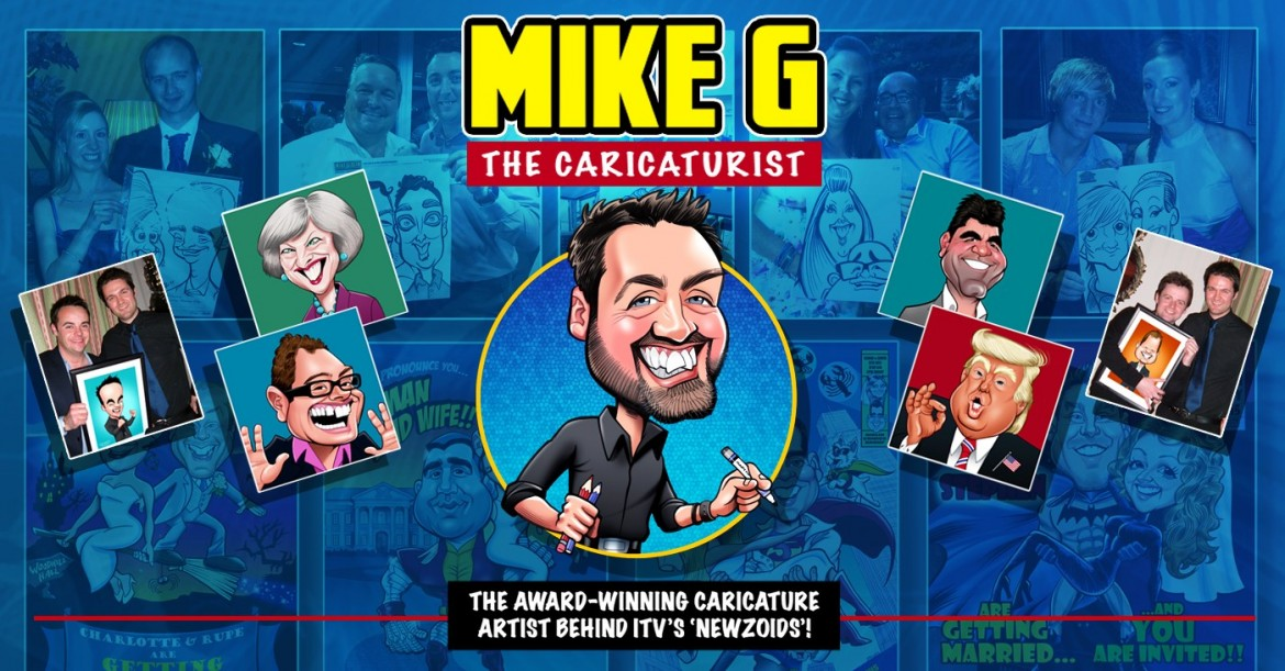 Mike G The Caricaturist