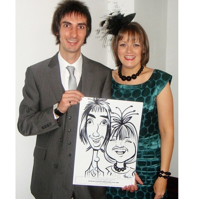 Mike G The Caricaturist Gallery