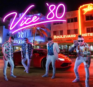 80's Tribute Band - Vice '80