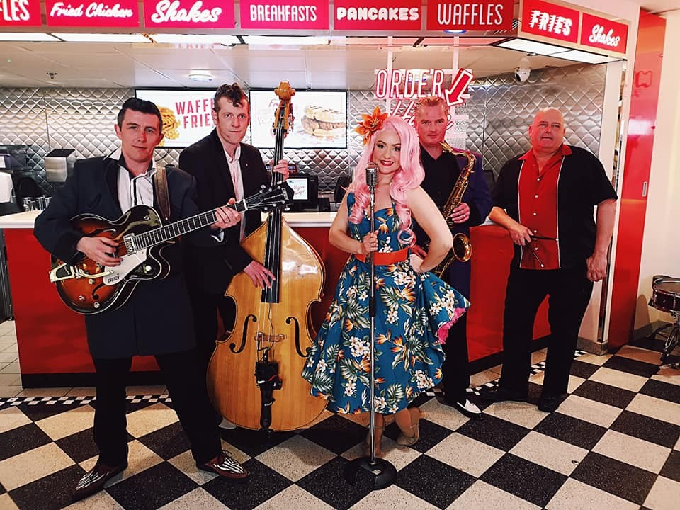 Peggy Sue & The Jukebox Jives Gallery