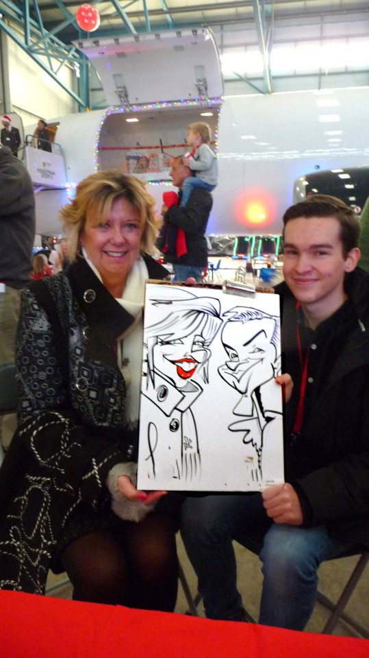 Susie The Caricaturist Gallery