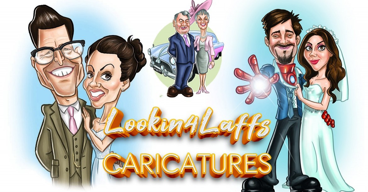 Looking4Laffs Caricatures