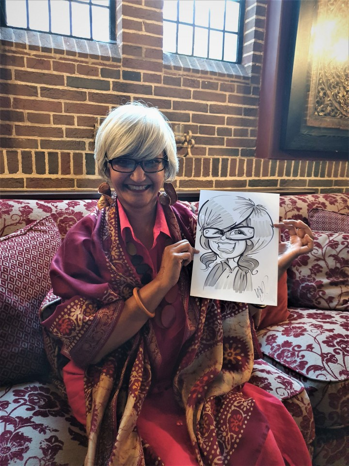 Vicky The Caricaturist Gallery