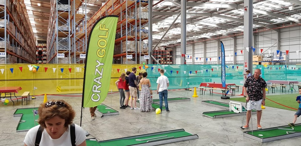 Crazy Golf Gallery
