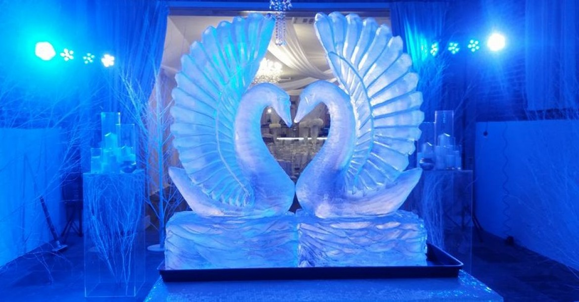 Creative Ice Sculptures & Luges