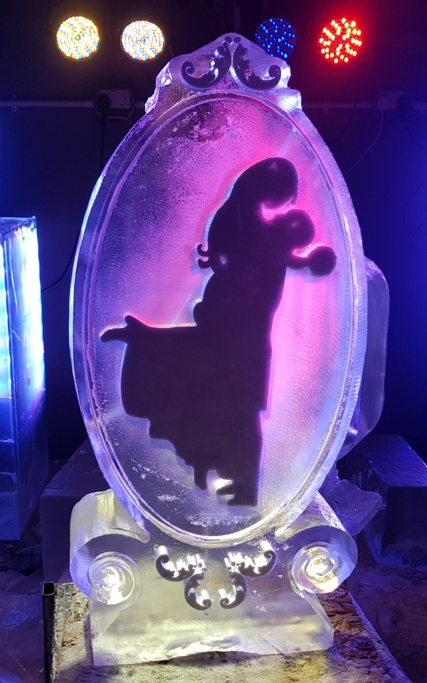 Creative Ice Sculptures & Luges Gallery