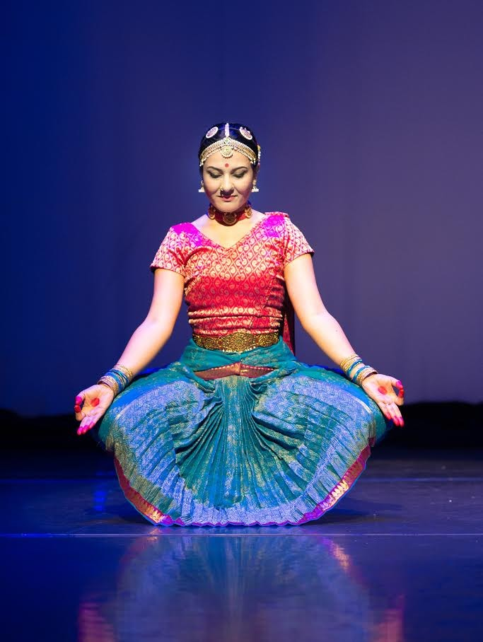 The Bharatanatyam Dancer Gallery