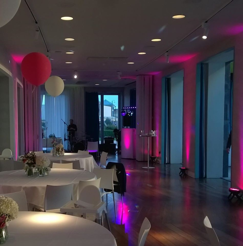 Sparkle Event Lighting Gallery