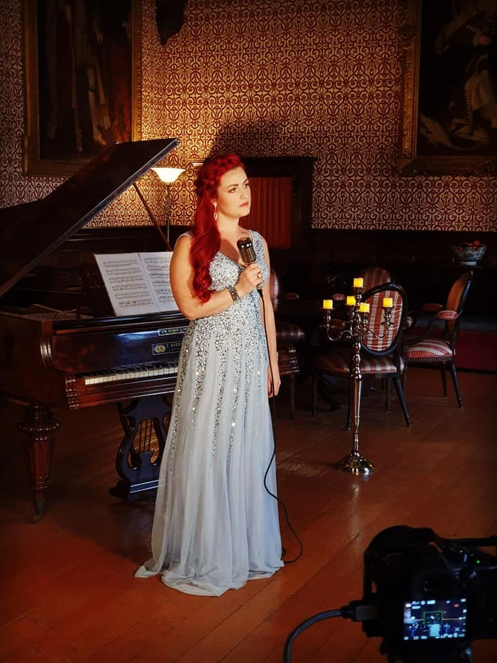 Claire - Classical Singer Gallery