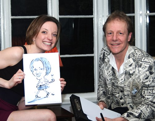 Rick The Caricaturist Gallery