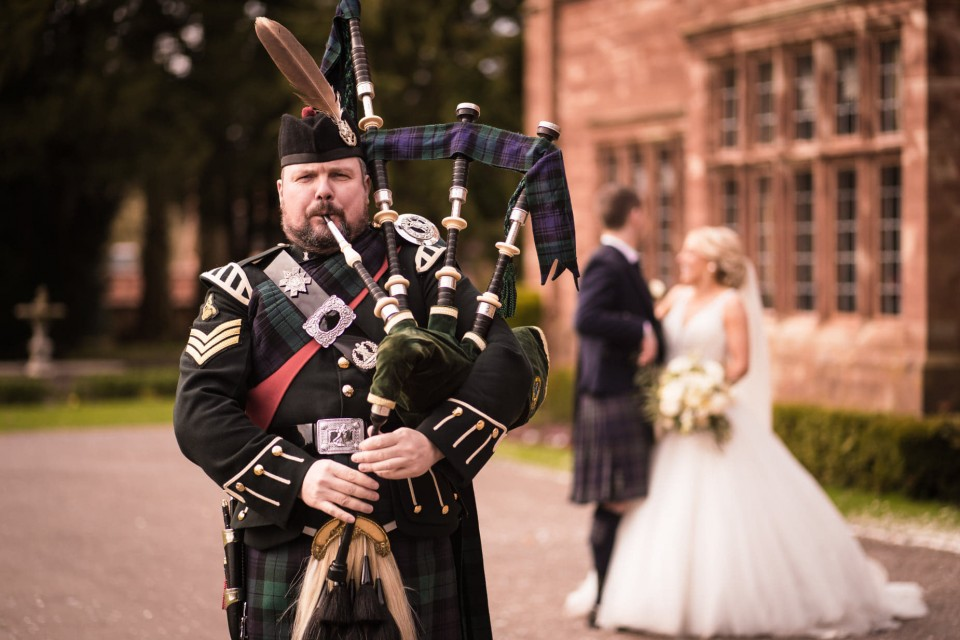 Pipe Major Andrew Gallery