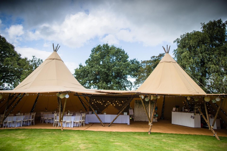 North West Tipi Hire Gallery