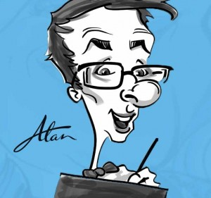Alan The Caricaturist