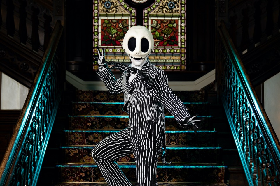 Nightmare Before Christmas Themed Characters Gallery