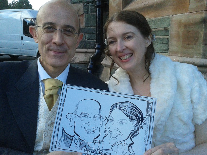 Chris M The Caricaturist Gallery