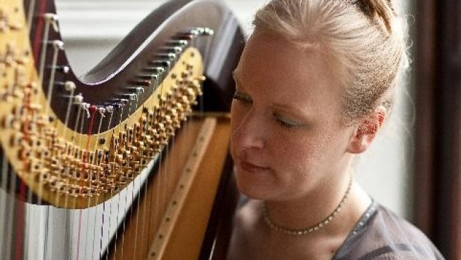 The Cambridgeshire Harpist