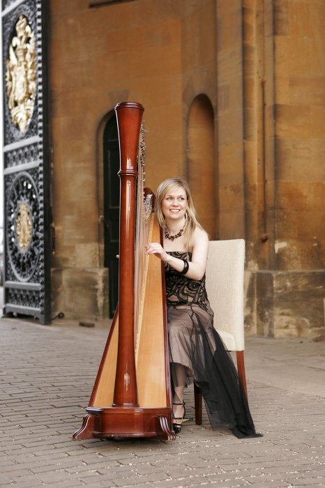 The Oxfordshire Harpist Gallery