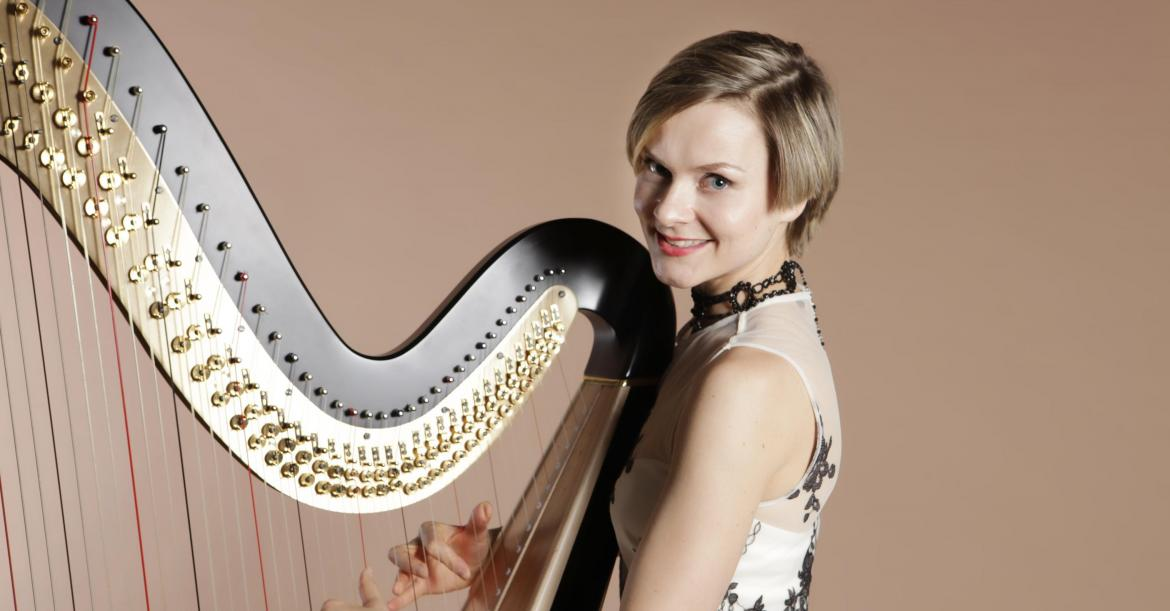 The West Sussex Harpist