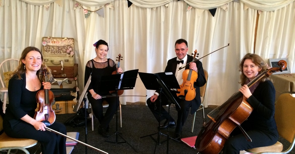 The Buckinghamshire String Trio & Quartet