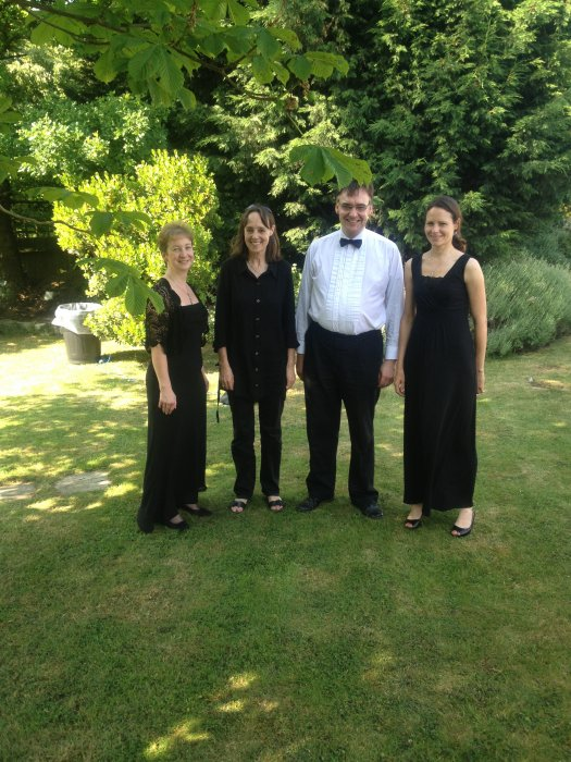 The Buckinghamshire String Trio & Quartet Gallery