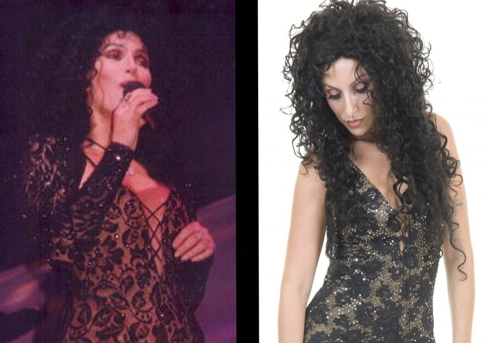 Cher - Tania Gallery