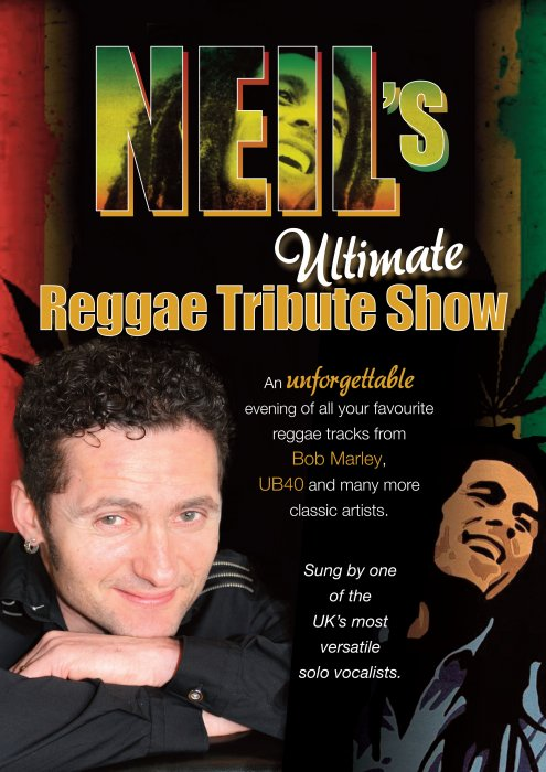 Ultimate Reggae - Neil Gallery