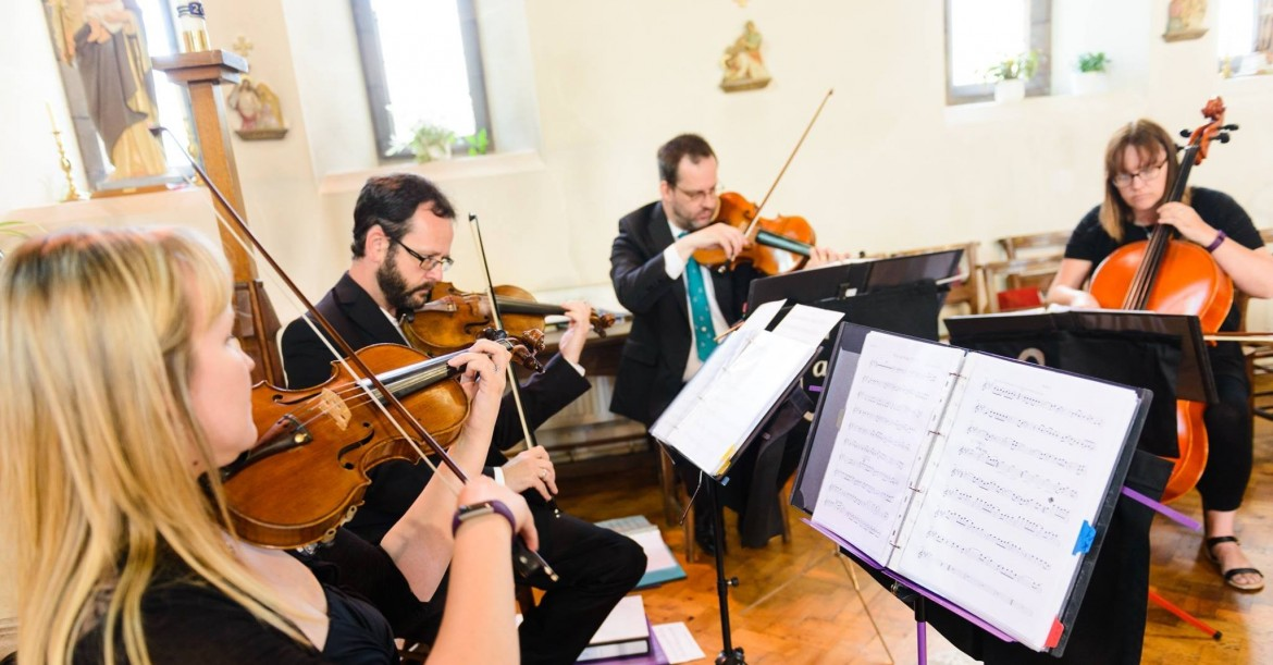 The South Wales String Quartet