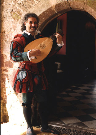 The Medieval Minstrel Gallery