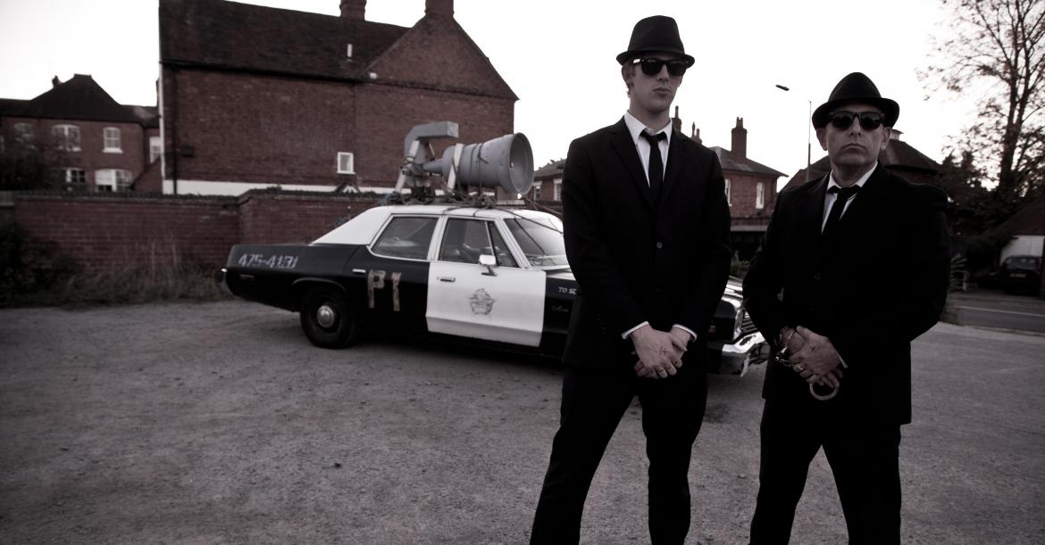 Blues Brothers - Birmingham Blues Brothers
