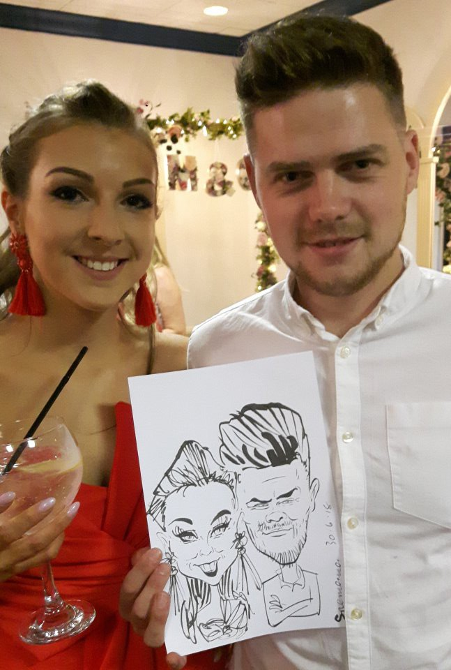 Spencer The Caricaturist Gallery