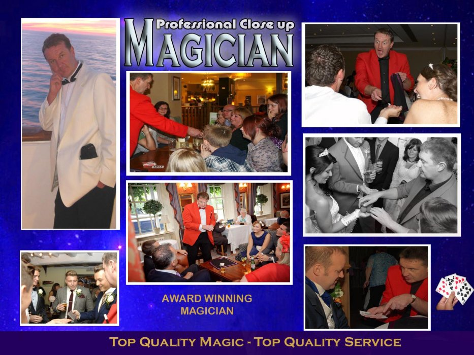 Pete The Magician Gallery