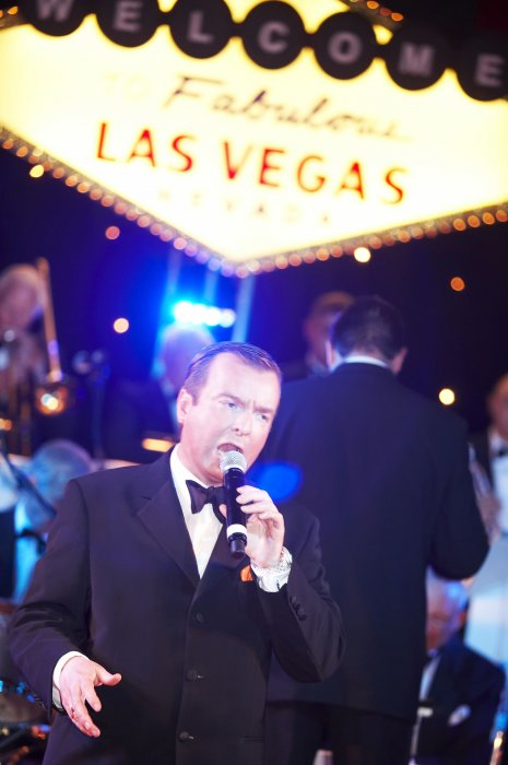 David Sings Rat Pack Gallery