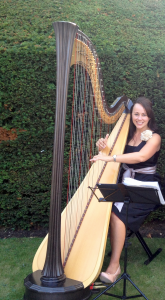 Amanda The Harpist Gallery