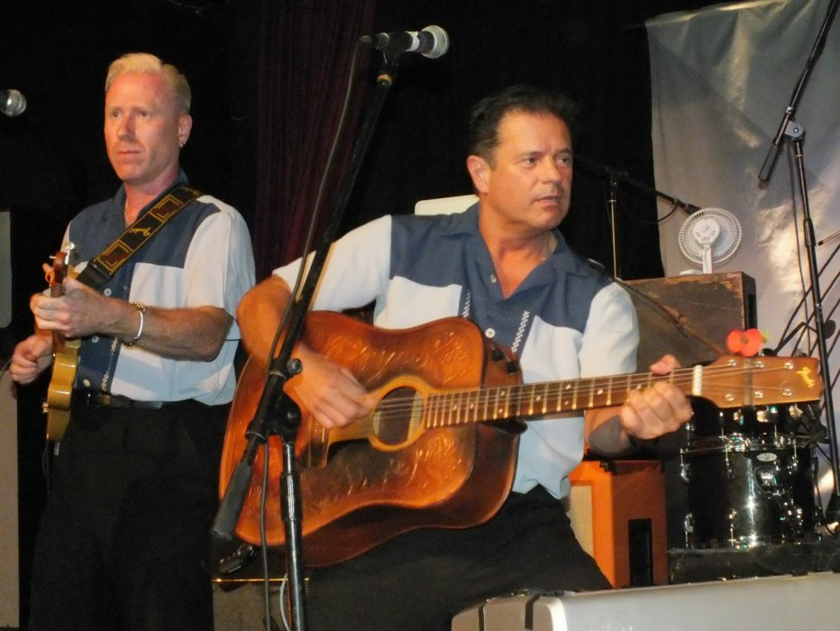 1950s Band - Rockin' Tonight Gallery