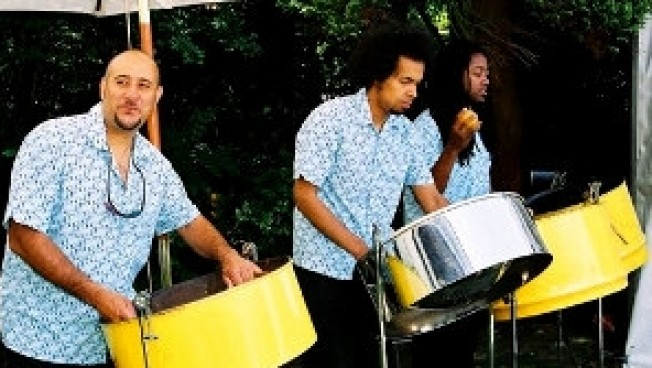 Steel Drum Fiesta - Caribbean Steel Band
