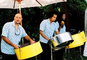 Steel Drum Fiesta - Caribbean Steel Band Gallery