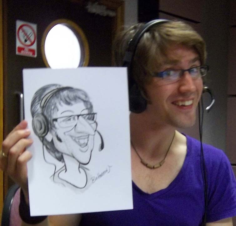 Bill The Caricaturist Gallery