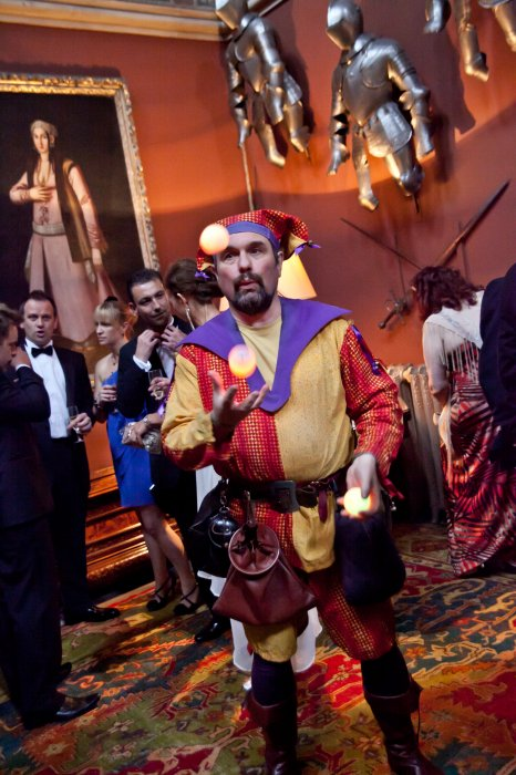 Kevin The Court Jester Gallery