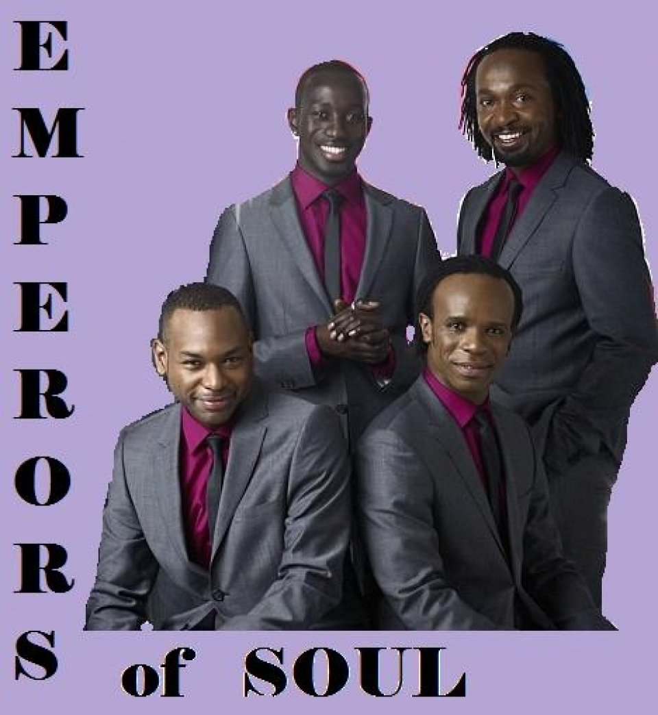 The Temptations - The Emperors Of Soul Gallery