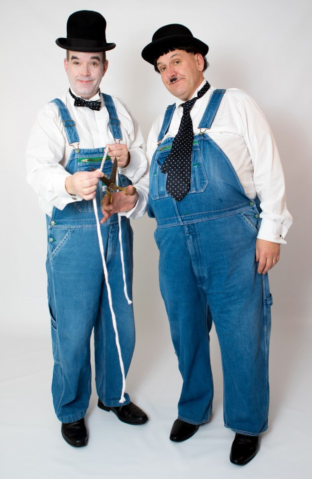 Laurel and Hardy Lookalikes Gallery