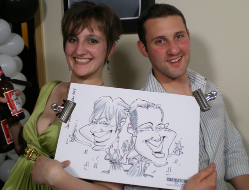Mark N The Caricaturist Gallery