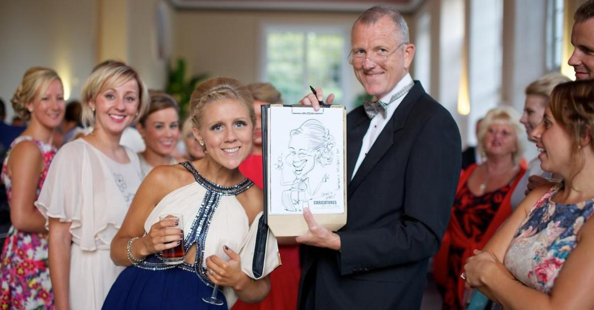 Mark N The Caricaturist