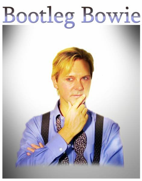 David Bowie - Bootleg Bowie UK Gallery