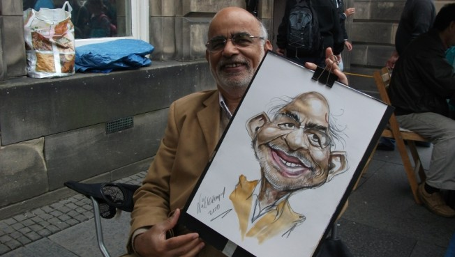 Neil K The Caricaturist